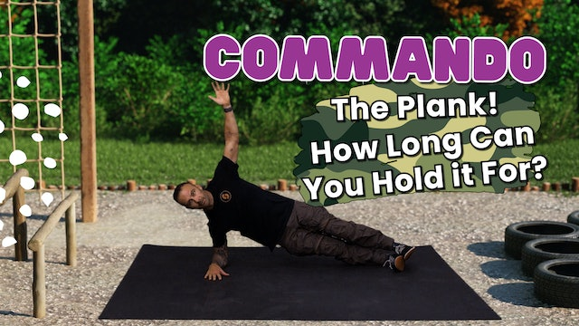 The Plank! How Long Can You Hold It For?
