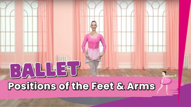Positions of the Feet and Arms