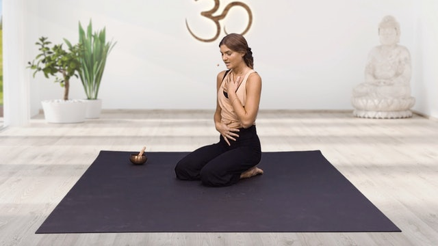 Yoga Flow #1 with Sjana