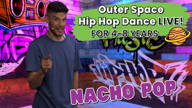 Outer Space Hip Hop Class