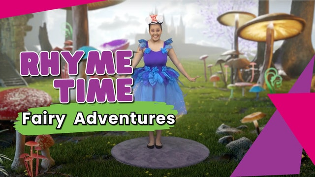 Rhyme Time Fairy Adventures