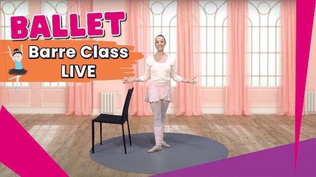 Ballet Barre Class