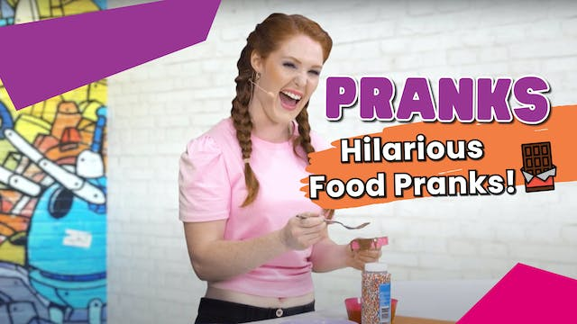 Hilariously Funny Food Pranks