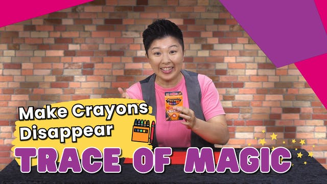 Make Crayons Disappear with this Colo...