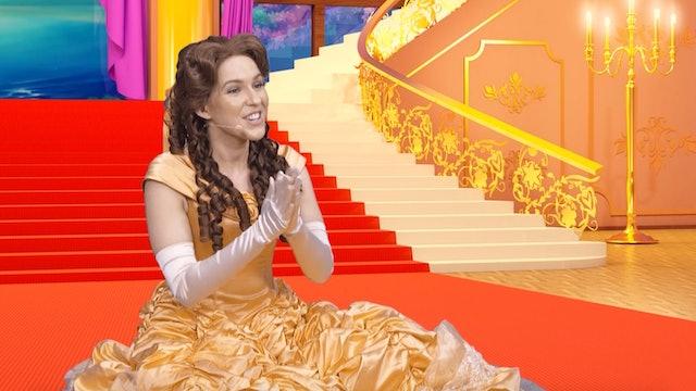 Princess Adventures Rhyme Time