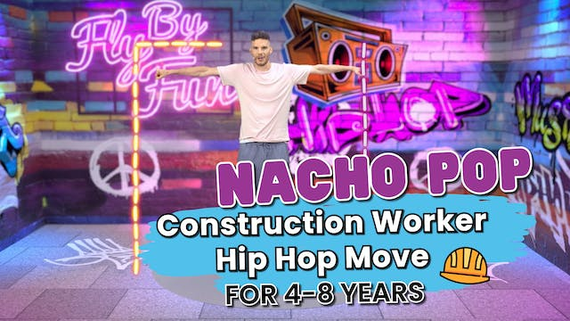 Nacho Pop's Construction Worker Hip H...