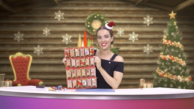Create Your Own Advent Calendar with Recycled Toilet Rolls