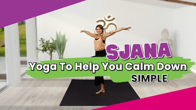 Yoga to Help Calm You Down