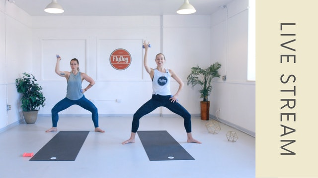 Barre with Emily (60min)