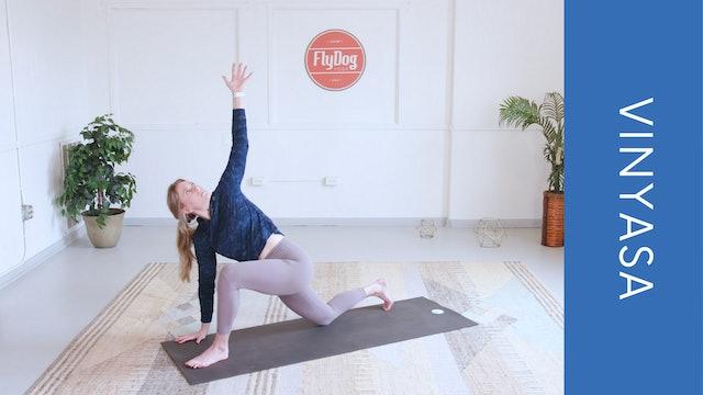 Post Run Stretch with Jennifer (13min)