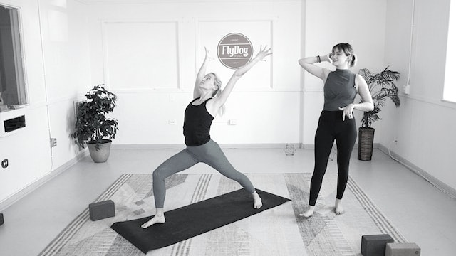 WED 5/19 | 7:00PM EST | Power Vinyasa with Maddie Nell