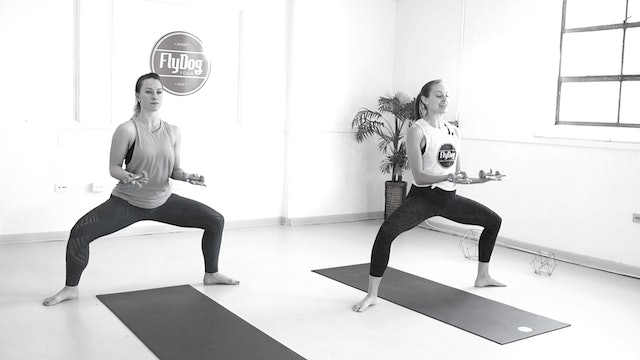 TUE 5/18 | 4:30PM EST | Barre with Emily