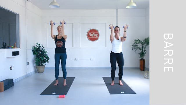 Barre With Caroline (31min)