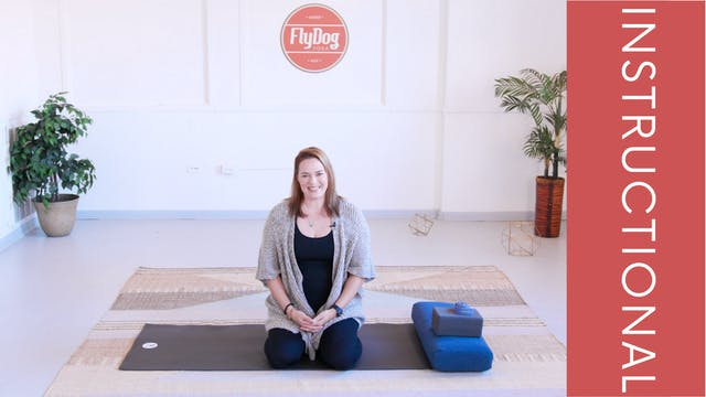 Intro to Finding Your Practice with Eliza (33min)