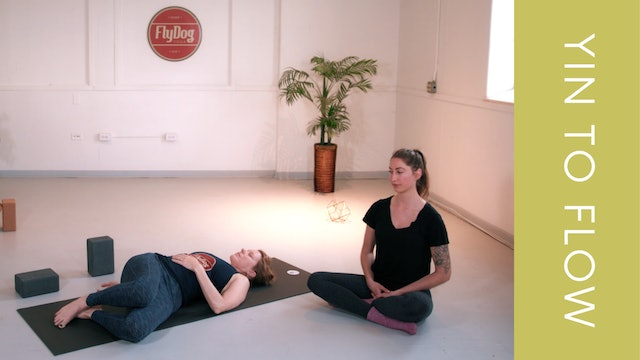 Yin to Flow with Ashley (61min)