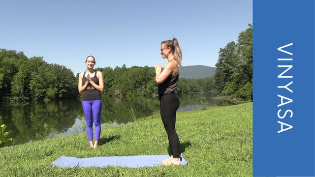 Vinyasa with Emily - Morning Flow (17...