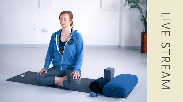 Flow to Yin with Shannon (60min)