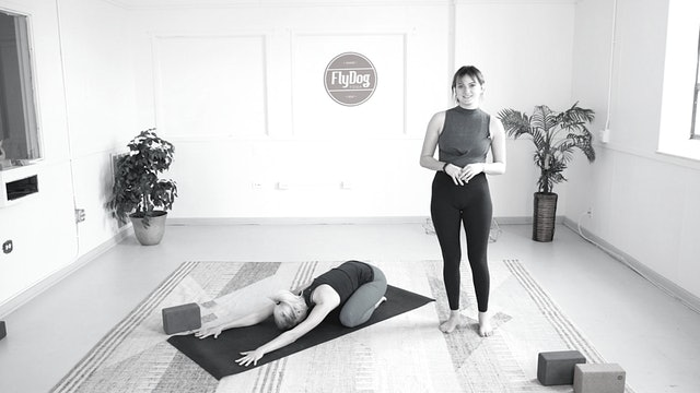 WED 10/27 | 7:00PM EST | Vinyasa with Maddie Nell