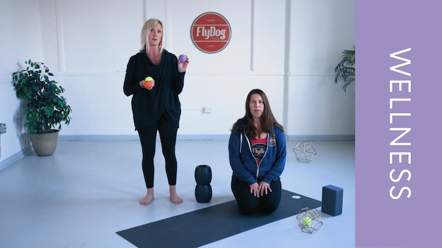 Myofascial Release with Shannon (Lower Body) (38min)