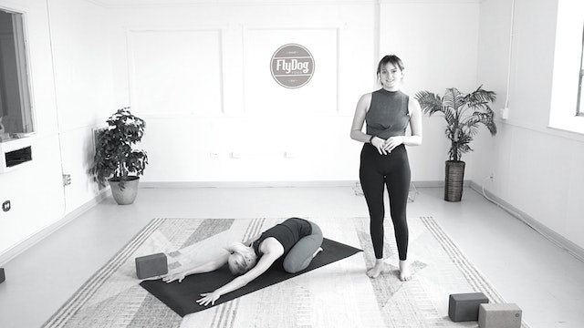 WED 7/28   7:00PM EST   Power Vinyasa with Maddie Nell