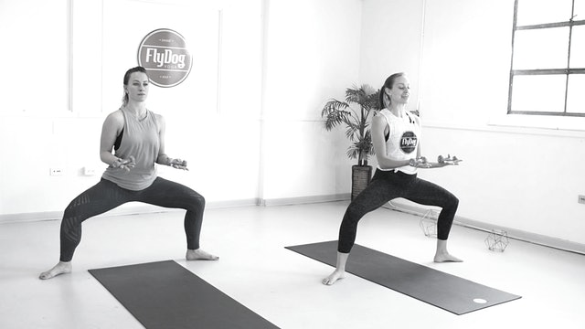 TUE 11/24 | 12:00PM EST | Barre with Emily