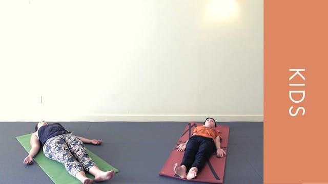Kids Yoga - Relax & Reset