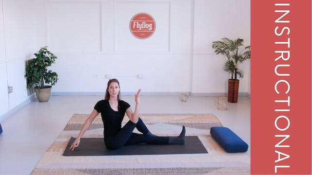Finding Space and Mobility with Ashley (34min)