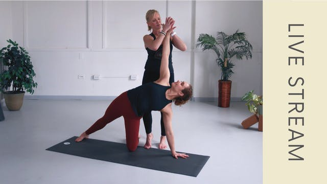 Power Vinyasa with Shannon B (62min)
