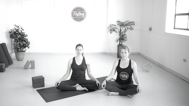 WED 5/19 | 4:00PM EST | Yin with Ingrid