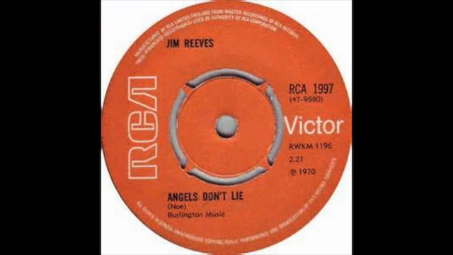 Texas Music Minutes: Jim Reeves