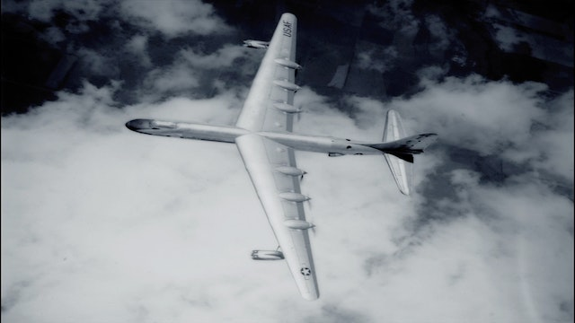 B-36 Atomic Aircraft