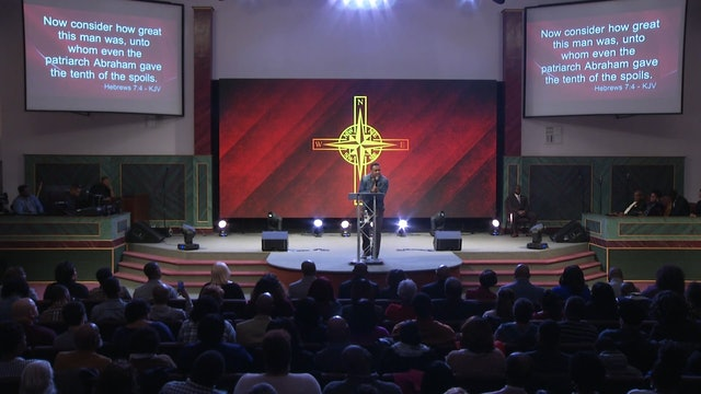 12.31.17 Pastor Chandler Bailey Look Back, There's Still Spoils Left