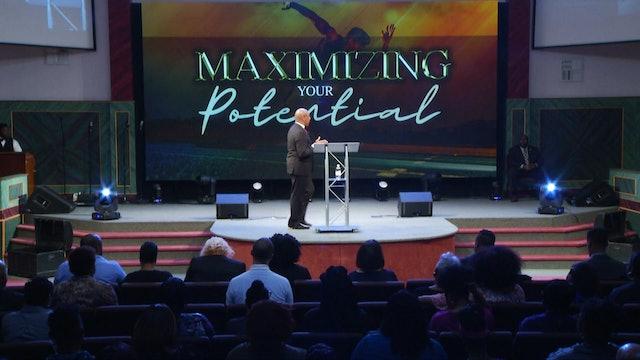 11.4.18 Bishop Herbert Bailey - Maximizing Your Potential Pt 3