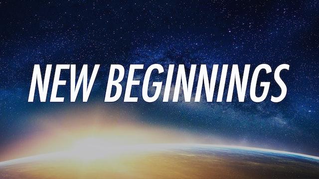 New Beginnings - Dr. Marcia Bailey