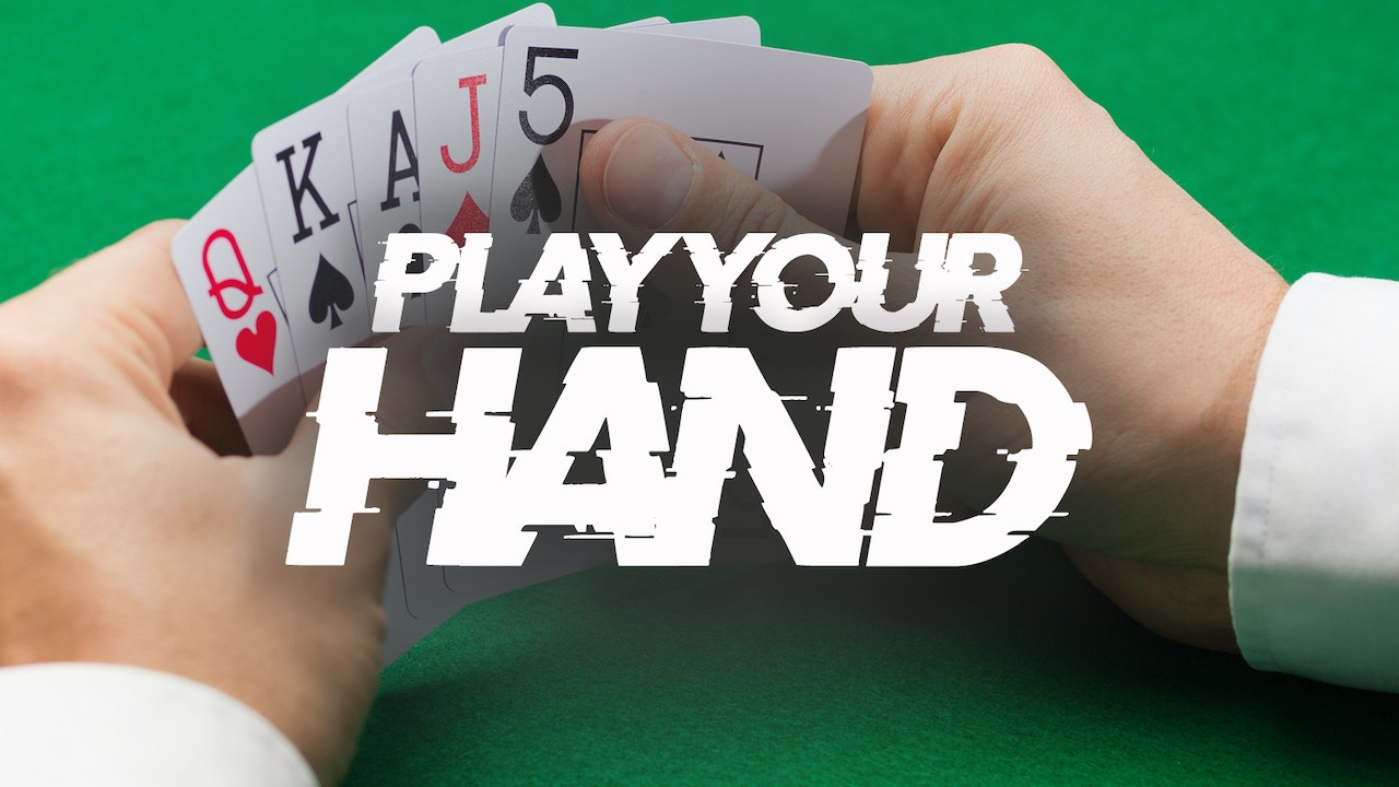 Play Your Hand - Bishop Herbert Bailey