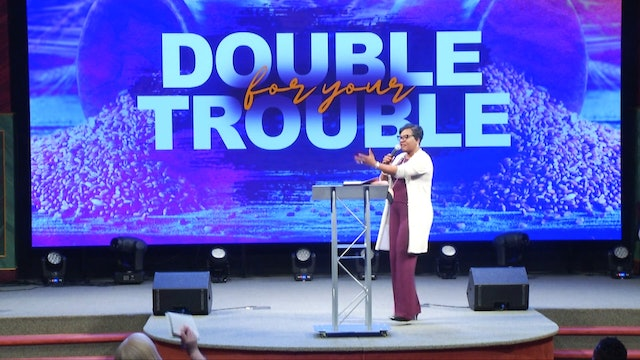 1.4.19 | Dr. Marcia Bailey | Double for Your Trouble