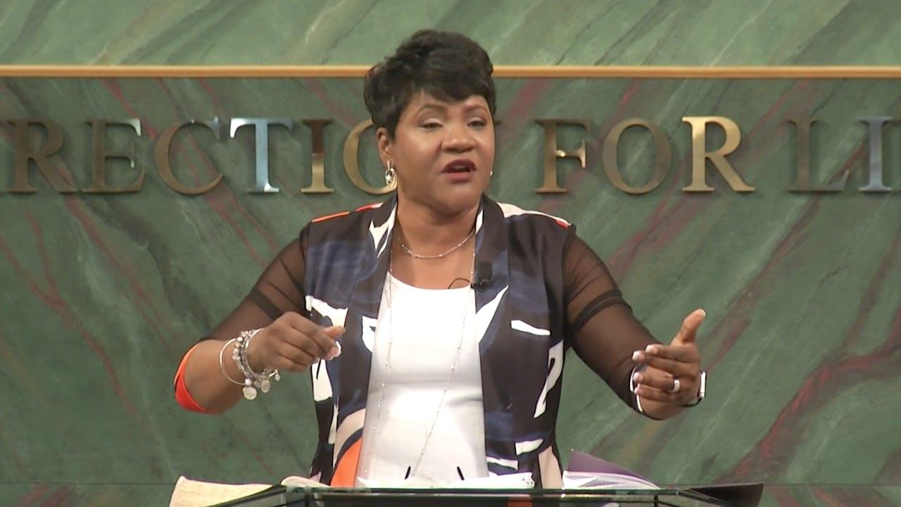 God's Set Time Pt 3 - Dr. Marica Bailey