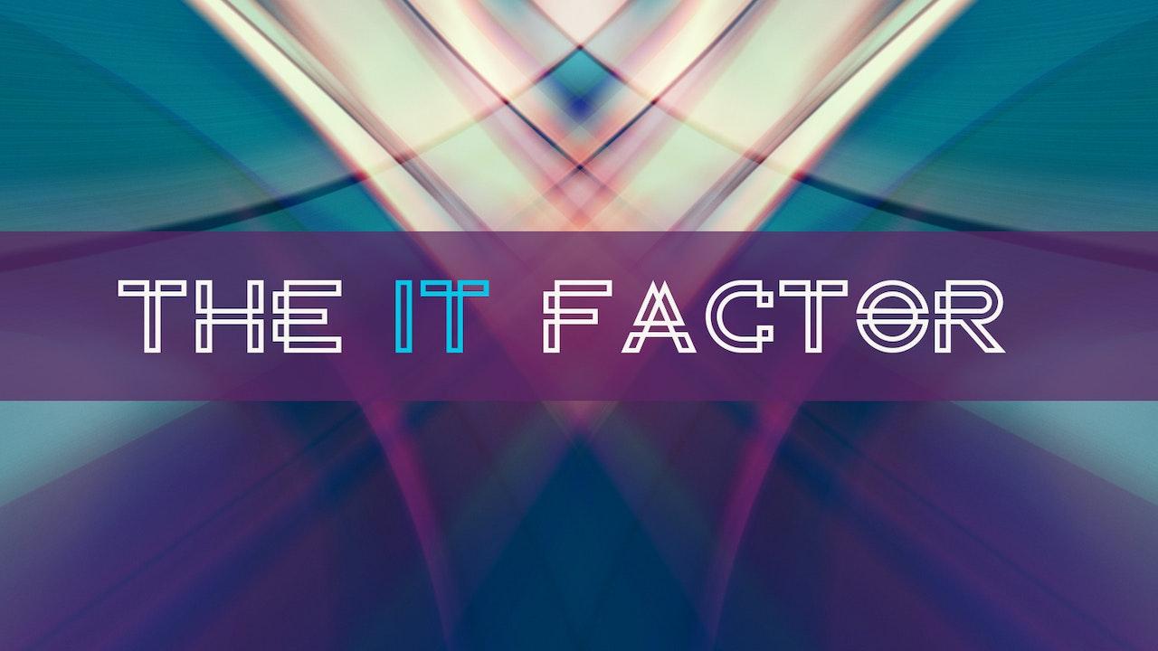 The It Factor - Dr. Herbert Bailey