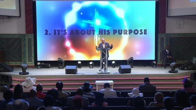 7.16.17 Dr. Herbert Bailey - It's About Jesus Pt 4