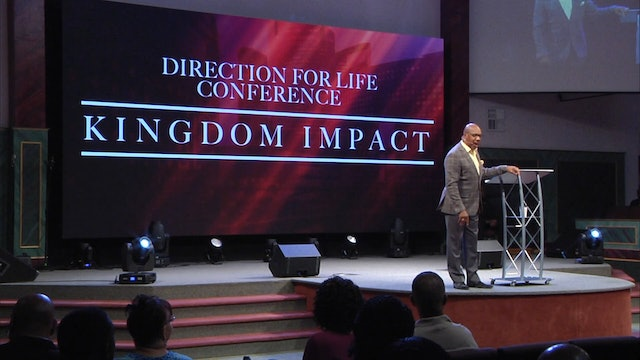 11.8.18 Bishop Herbert Bailey - 2018 Direction for Life Conference