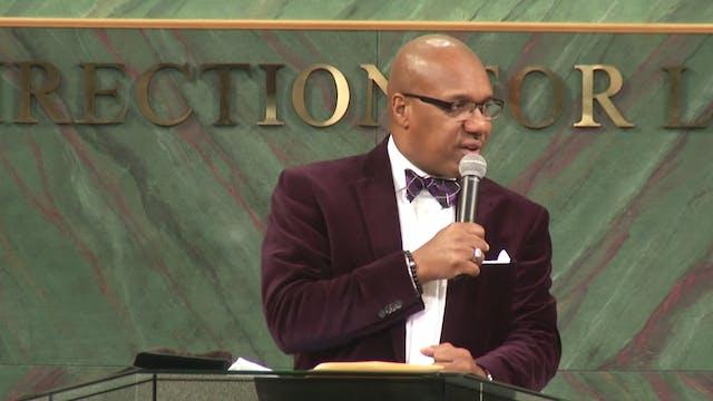 Dr. Herbert Bailey - Year of the Fresh Start Pt 1