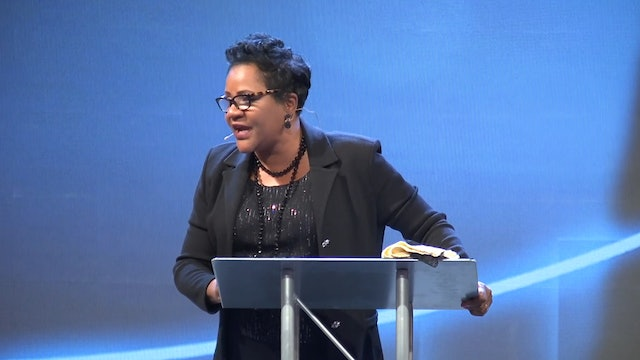 3.4.18 Dr Marcia Bailey In Increase Mode