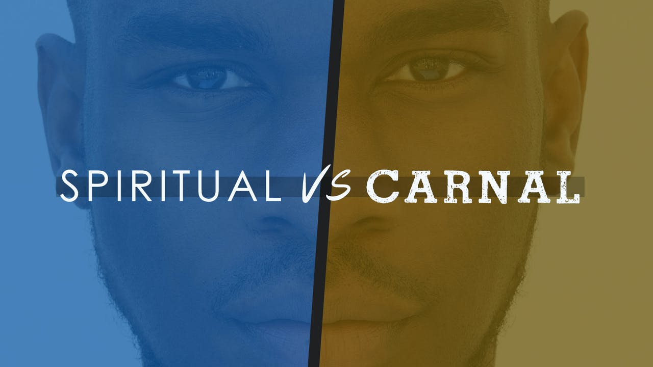 Spirtual vs Carnal - Bishop Herbert Bailey