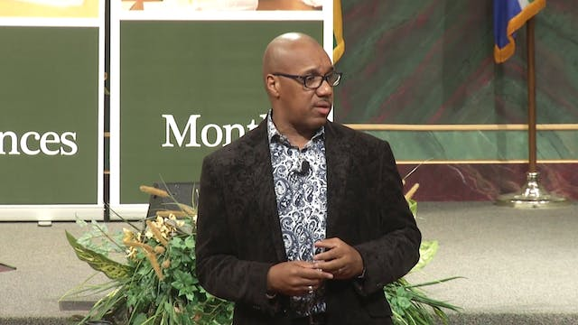 Focus on Finances - Dr. Herbert Bailey