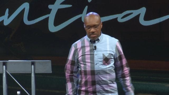 10.28.18 Bishop Herbert Bailey - Maximizing Your Potential Pt 2
