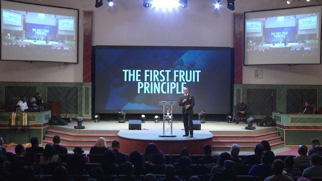 1.7.18 Dr. Herbert Bailey - The First Fruit Principle