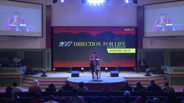 Direction for Life - Dr. Marcia Bailey