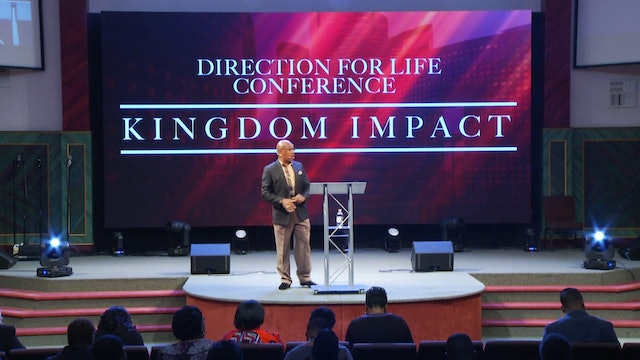 11.7.18 Bishop Herbert Bailey 2018 Direction for Life Conference