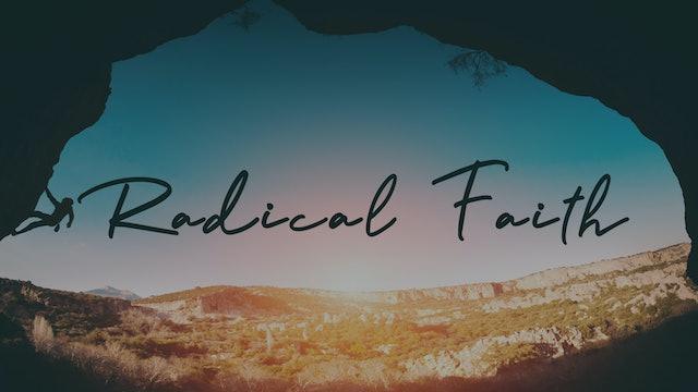 Radical Faith - Dr. Marcia Bailey