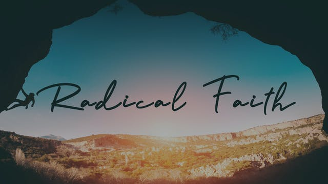 Radical Faith - Dr. Marcia Bailey